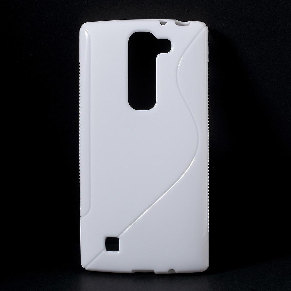 Billede af LG G4c inCover TPU Cover S-Line - Hvid