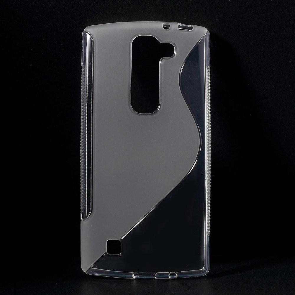 Billede af LG G4c inCover TPU Cover S-Line - Gennemsigtig