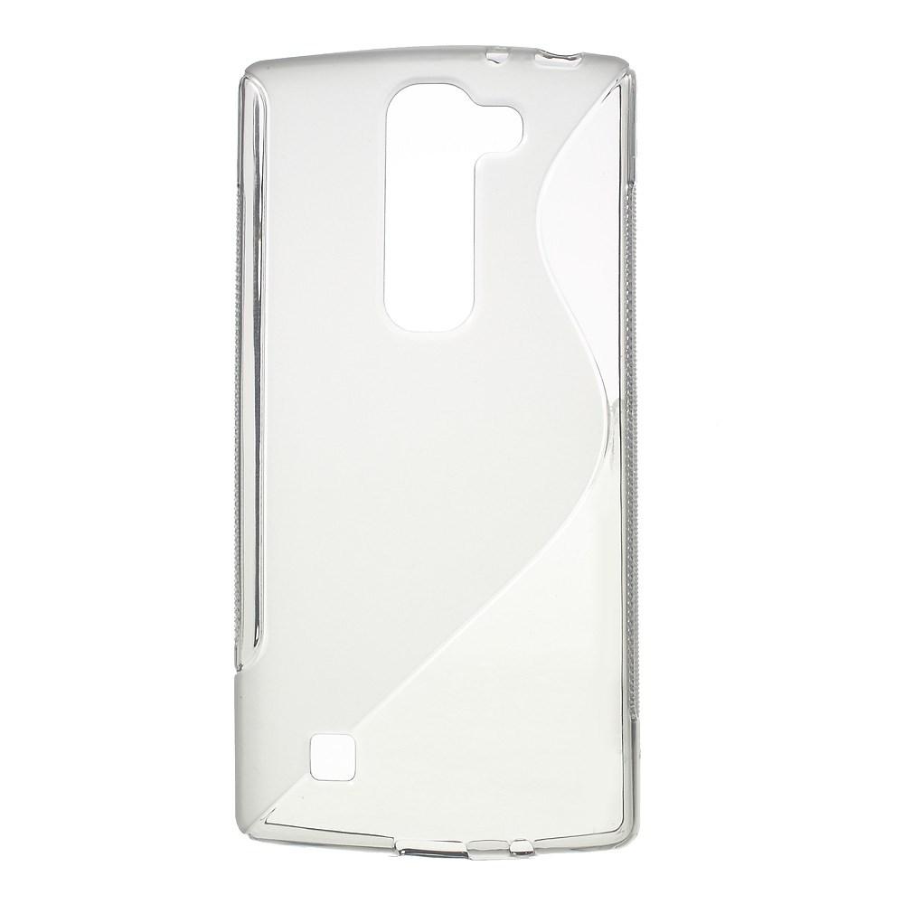 Billede af LG G4c inCover TPU Cover S-Line - Grå