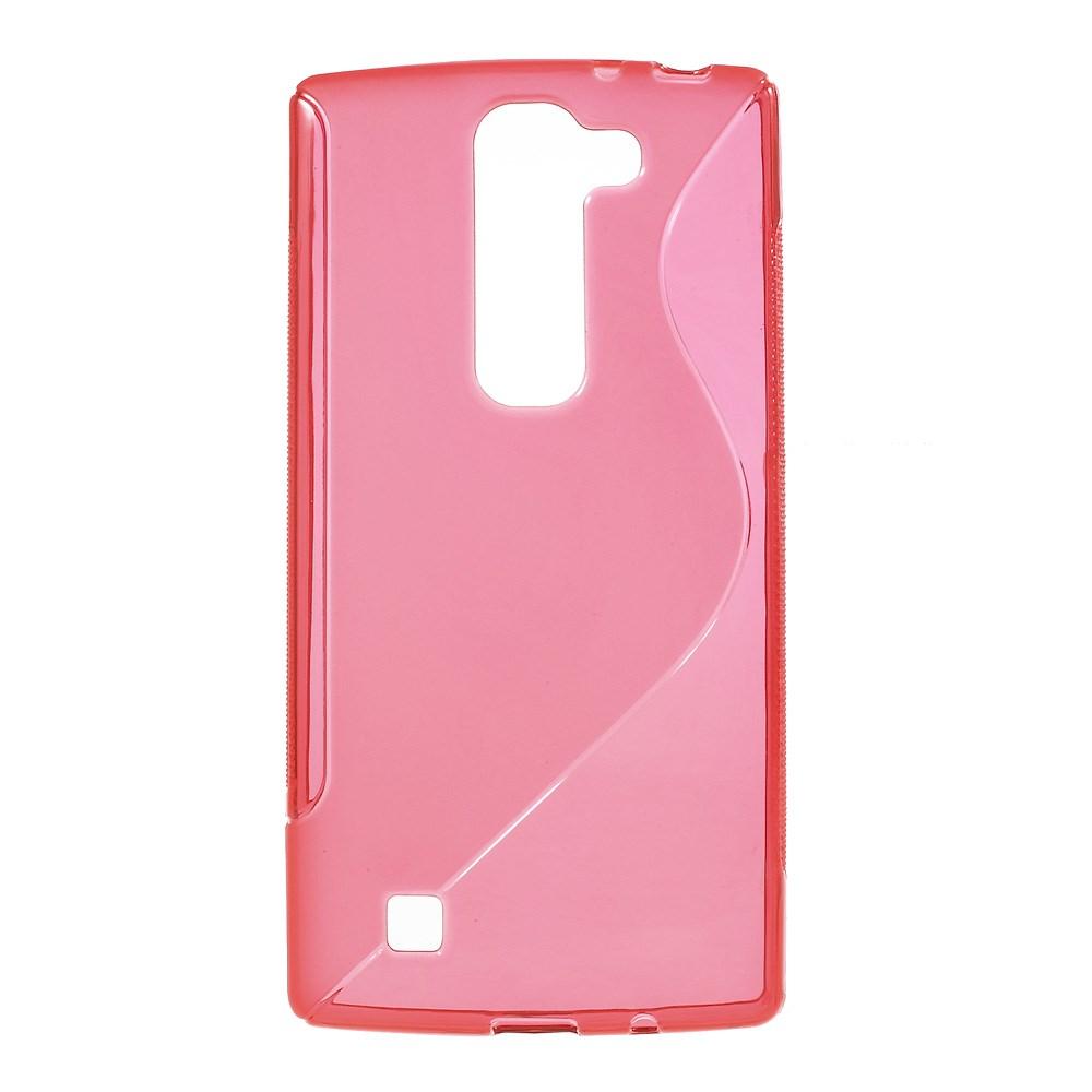 Billede af LG G4c inCover TPU Cover S-Line - Rød