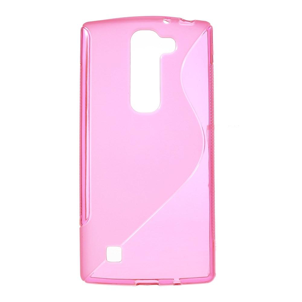 Billede af LG G4c inCover TPU Cover S-Line - Pink