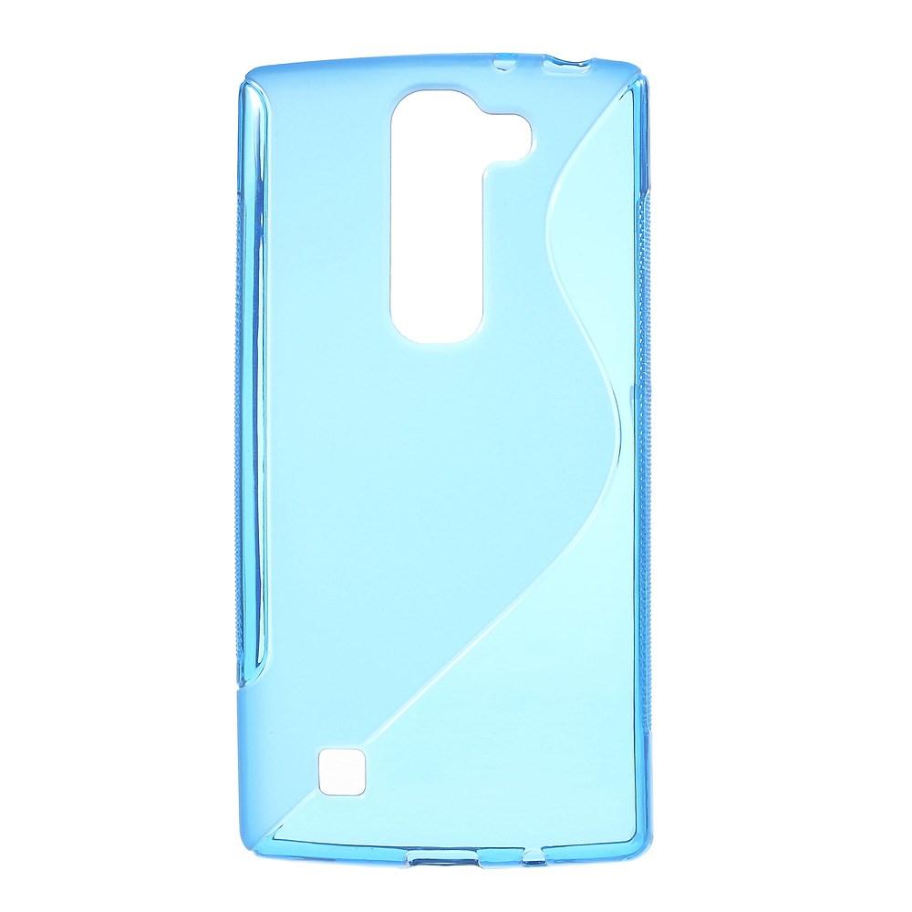 Billede af LG G4c inCover TPU Cover S-Line - Lys Blå