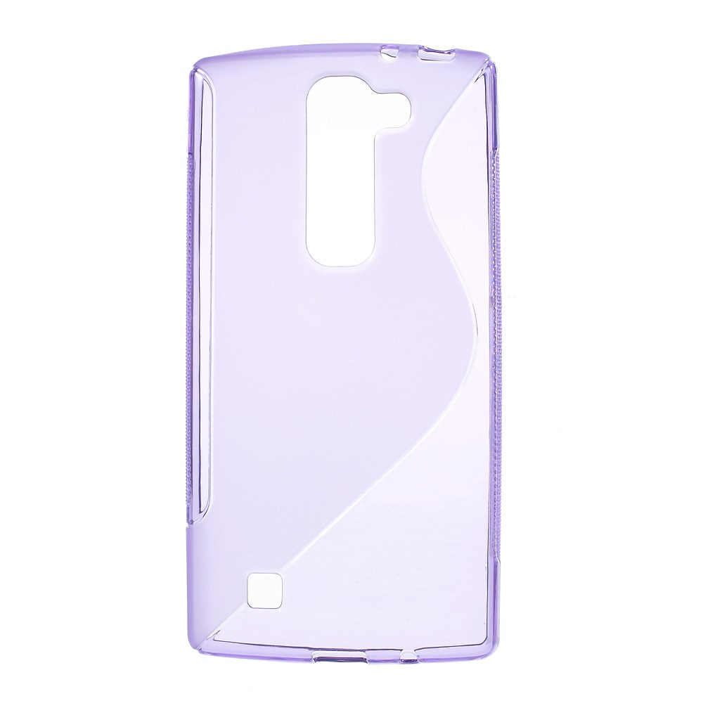 Billede af LG G4c inCover TPU Cover S-Line - Lilla