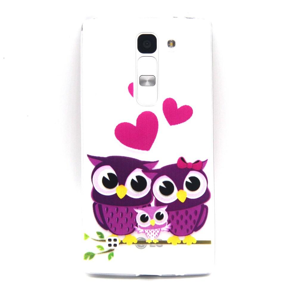 Billede af LG G4c inCover TPU Cover - Owls