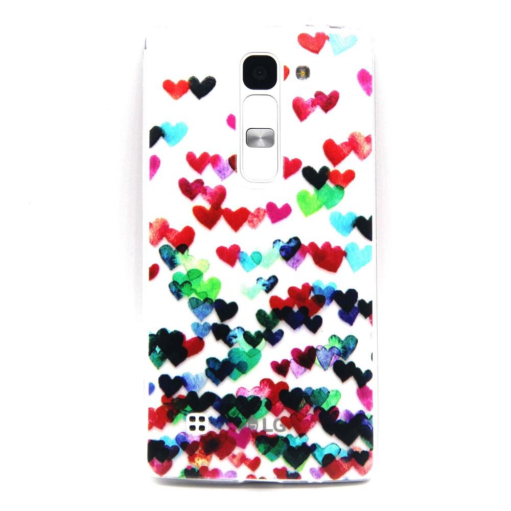 Billede af LG G4c inCover TPU Cover - Hearts