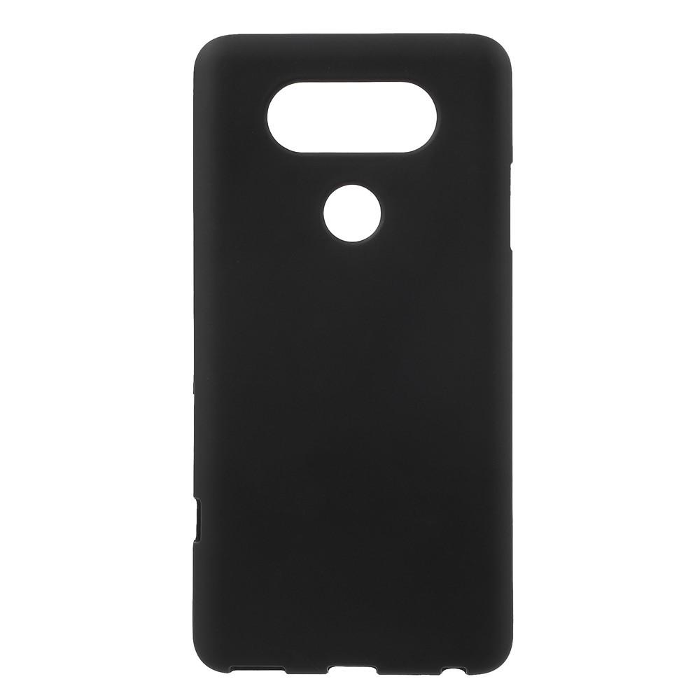 Billede af LG V20 InCover Mat TPU Cover - Sort