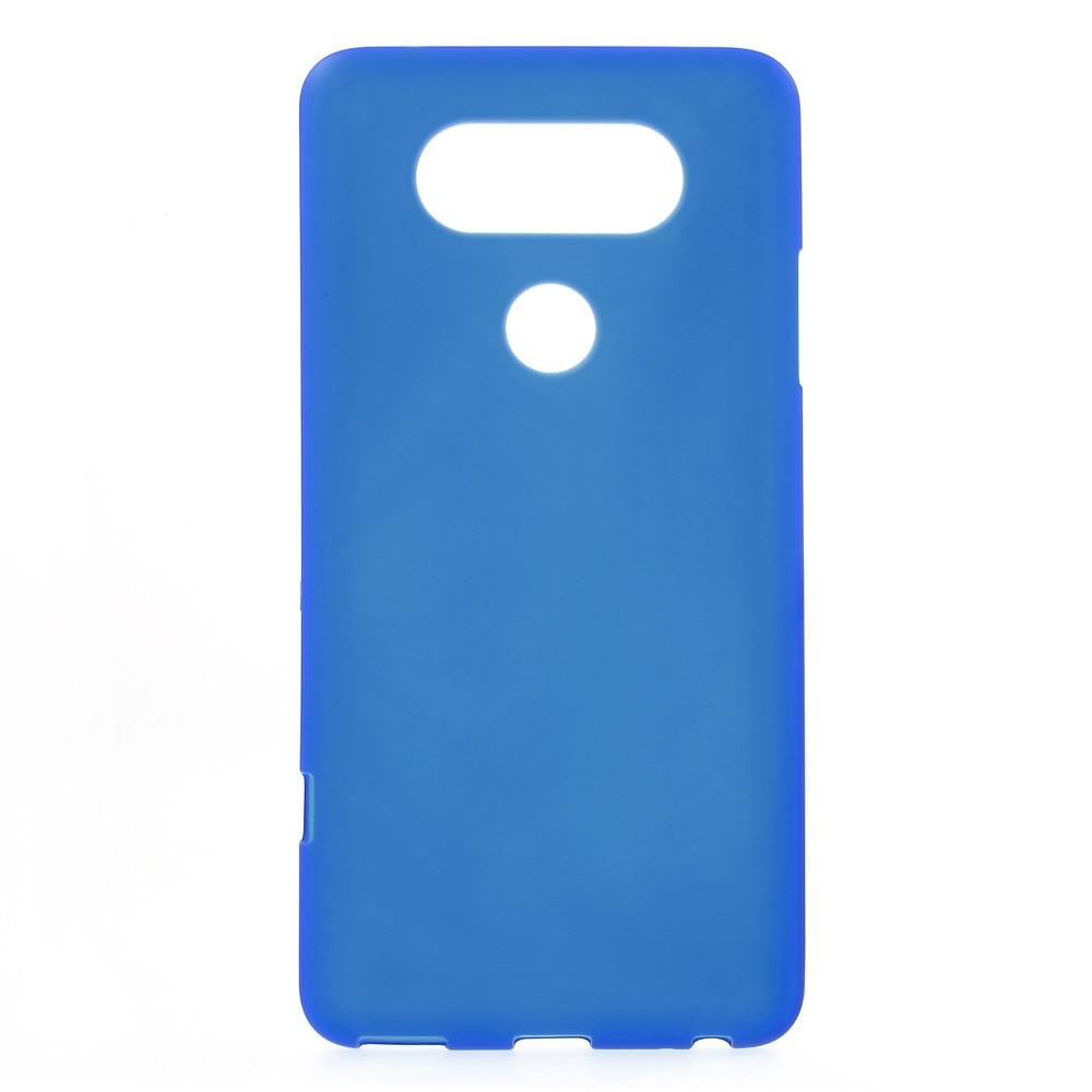 Billede af LG V20 InCover Mat TPU Cover - Blå
