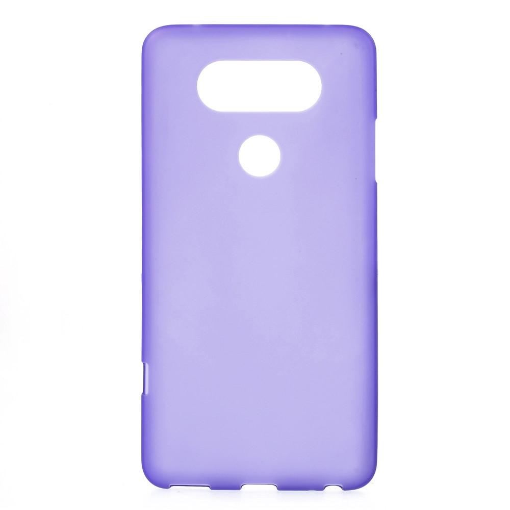 Billede af LG V20 InCover Mat TPU Cover - Lilla