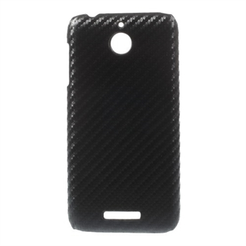 Image of HTC Desire 510 inCover Plastik Cover - Carbon Sort