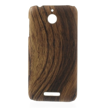 Image of HTC Desire 510 inCover Plastik Cover - Woodie