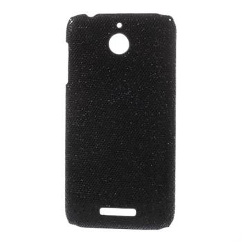 Billede af HTC Desire 510 inCover Plastik Cover - Glitter Sort