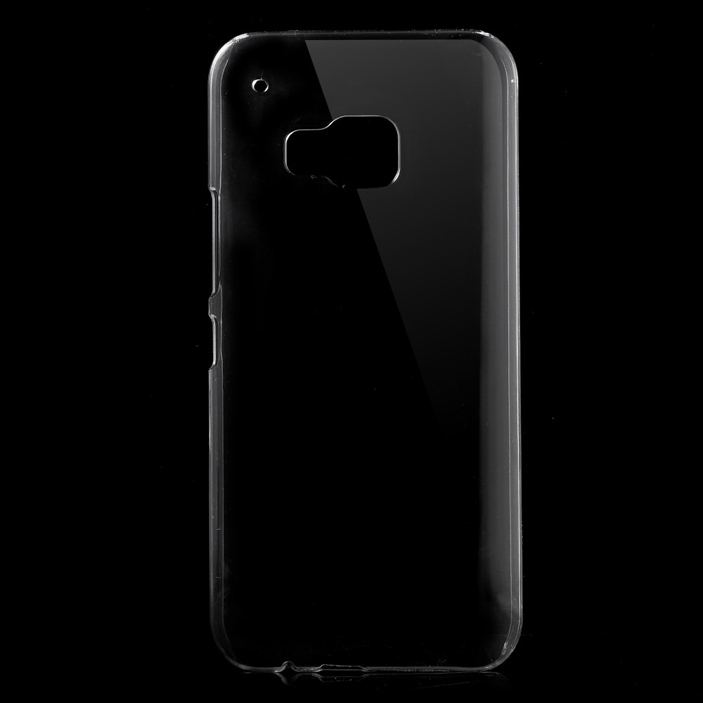 Billede af HTC One M9 inCover Plastik Cover - Gennemsigtig