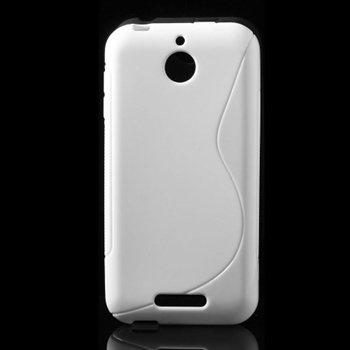 Image of HTC Desire 510 inCover TPU S-Line Cover - Hvid
