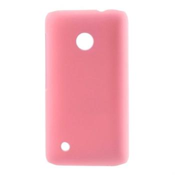 Billede af Nokia Lumia 530 inCover Plastik Cover - Pink