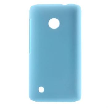 Billede af Nokia Lumia 530 inCover Plastik Cover - Lys Blå