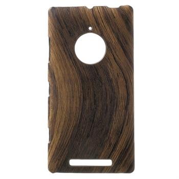 Image of Nokia Lumia 830 inCover Design Plastik Cover - Woodie
