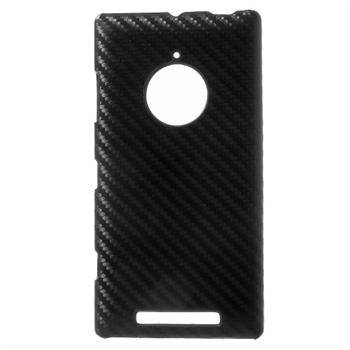 Image of Nokia Lumia 830 inCover Design Plastik Cover - Carbon Sort