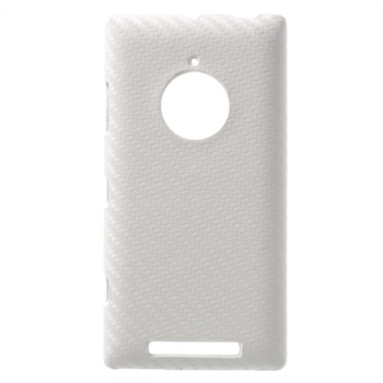 Image of Nokia Lumia 830 inCover Design Plastik Cover - Carbon Hvid