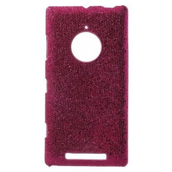 Image of Nokia Lumia 830 inCover Design Plastik Cover - Glitter Rosa