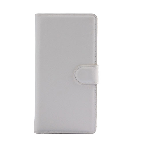 Image of Huawei Ascend P8 Lite Smart Flip Cover m. Stand - Hvid