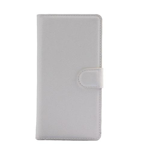 Billede af Huawei Ascend P8 Lite Smart Flip Cover m. Stand - Hvid