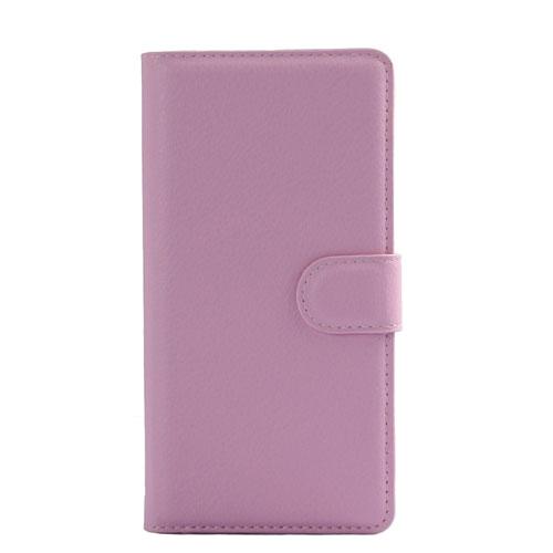 Billede af Huawei Ascend P8 Lite Smart Flip Cover m. Stand - Rosa