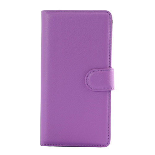 Image of Huawei Ascend P8 Lite Smart Flip Cover m. Stand - Lilla
