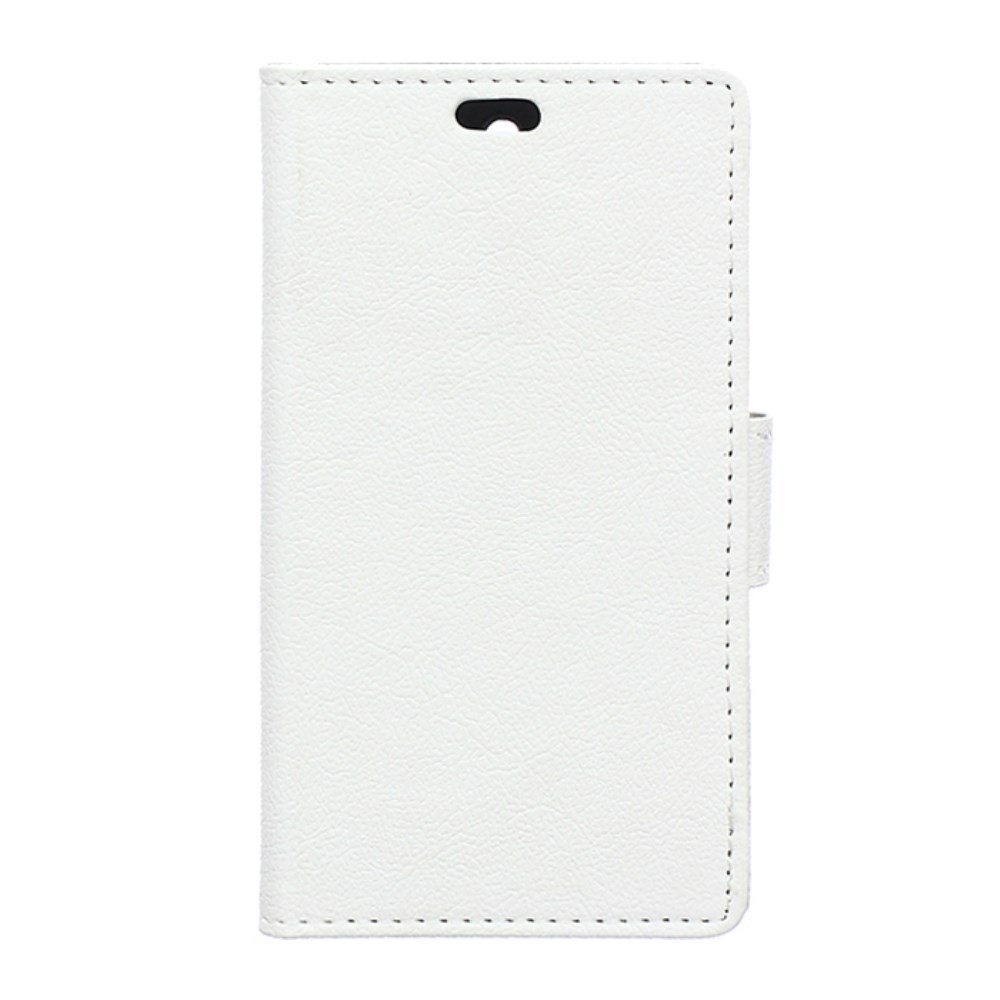 Image of Huawei Y5 Flip Cover m. Stand - Hvid