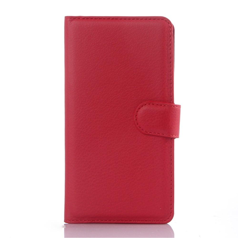 Billede af Huawei Honor 7 Smart Flip Cover m. Stand - Rød