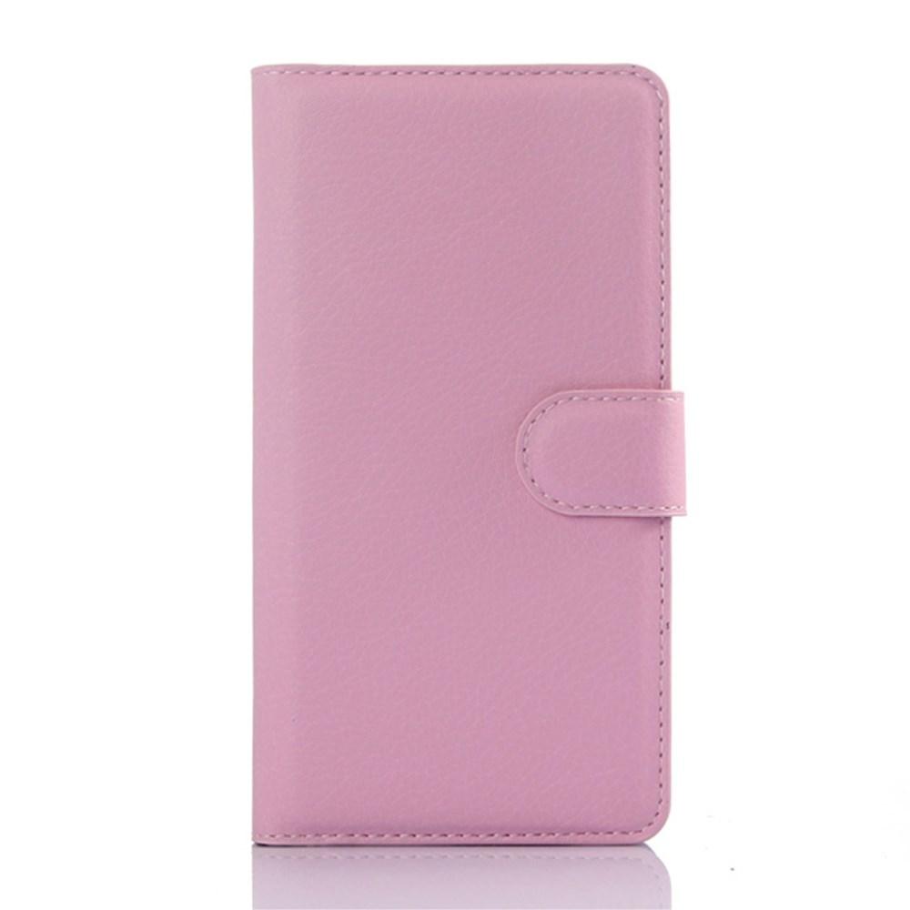 Billede af Huawei Honor 7 Smart Flip Cover m. Stand - Lyserød
