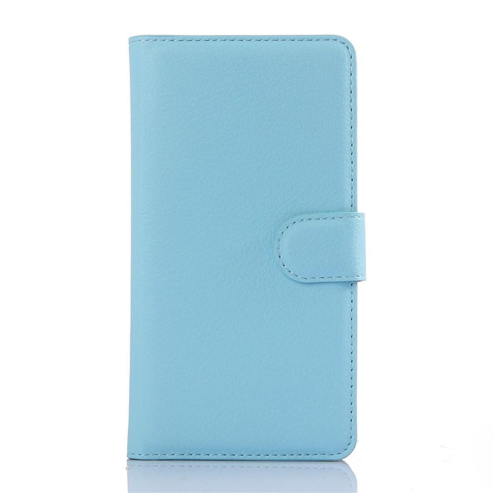 Billede af Huawei Honor 7 Smart Flip Cover m. Stand - Lys Blå