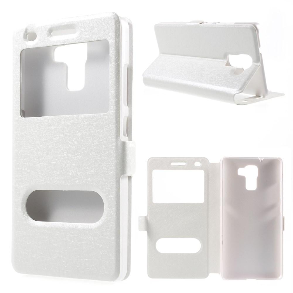 Billede af Huawei Honor 7 Flip Cover m. Smart Vindue - Hvid