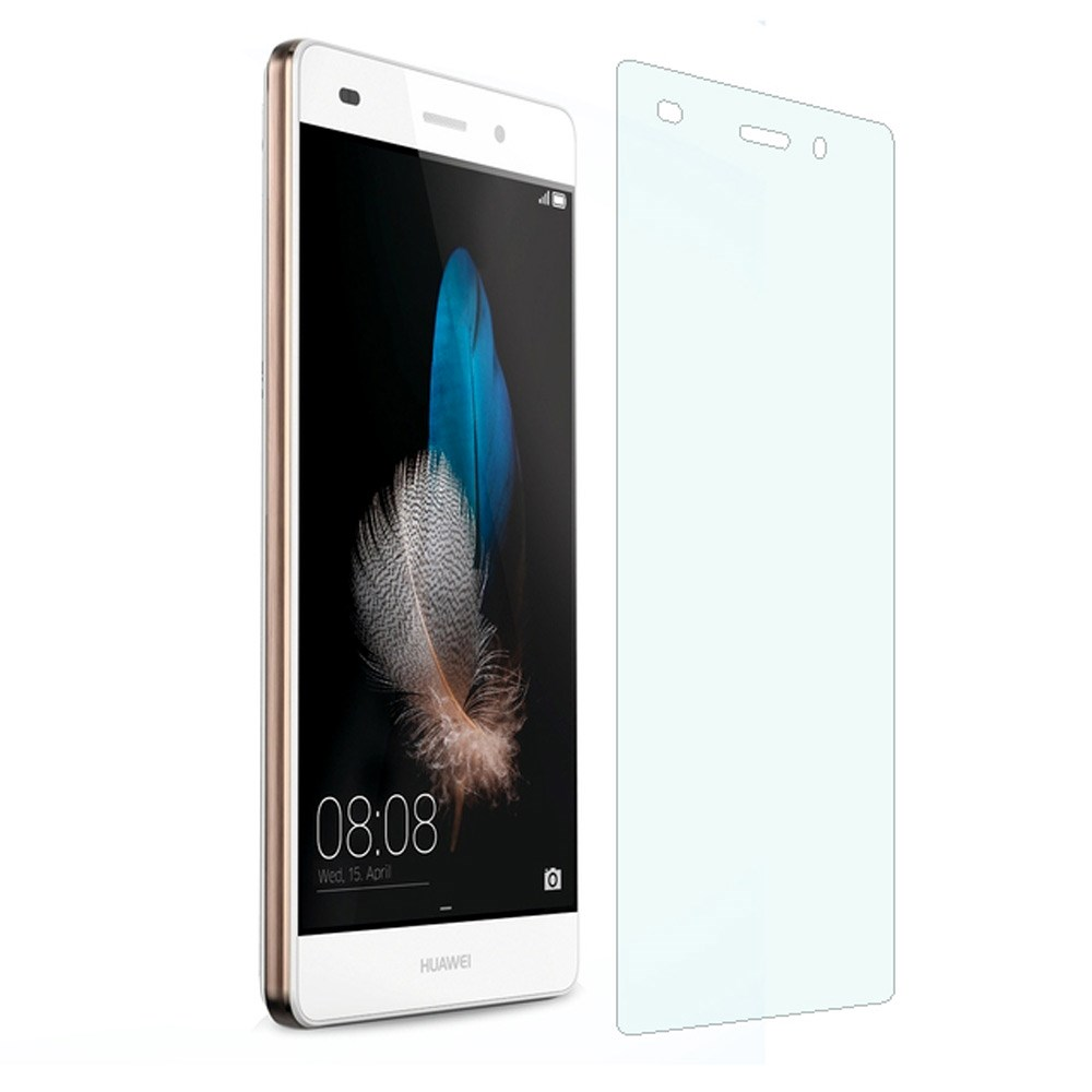 Image of Huawei Ascend P8 Lite PanserPro Hærdet Glas Skærmbeskyttelse (afgrænset)