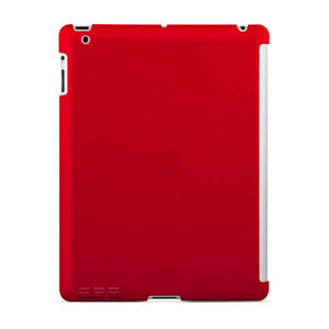 Image of   Apple iPad 2 TPU cover fra inCover - rød