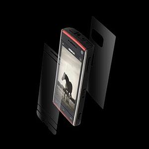 Nokia X6 invisible SHIELD MAXIMUM beskyttelse