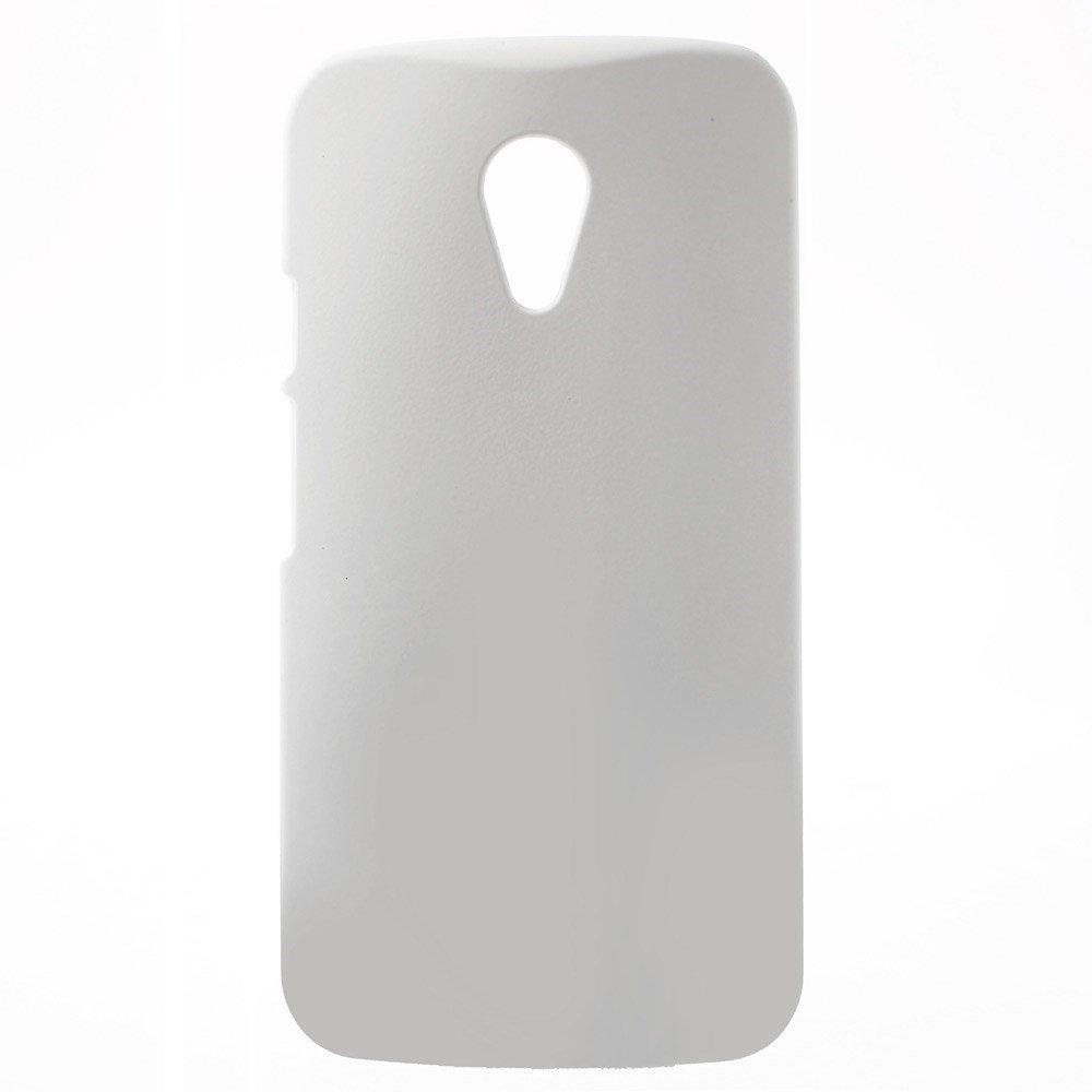 Billede af Motorola Moto G2 inCover Plastik Cover - Hvid