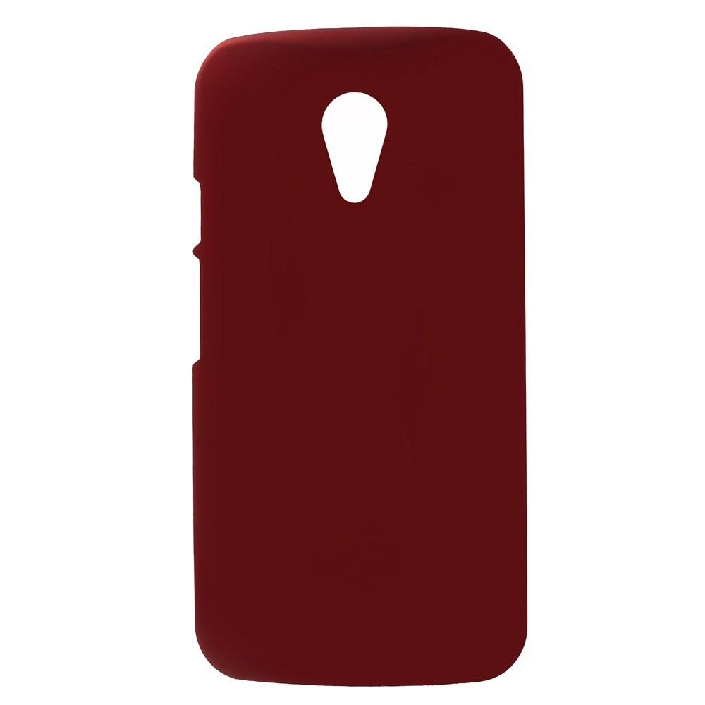 Billede af Motorola Moto G2 inCover Plastik Cover - Rød