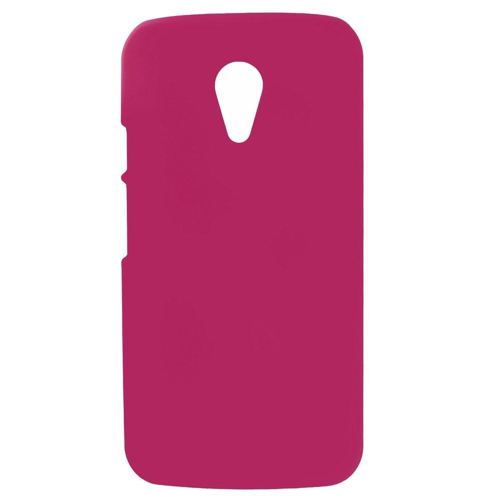 Billede af Motorola Moto G2 inCover Plastik Cover - Pink