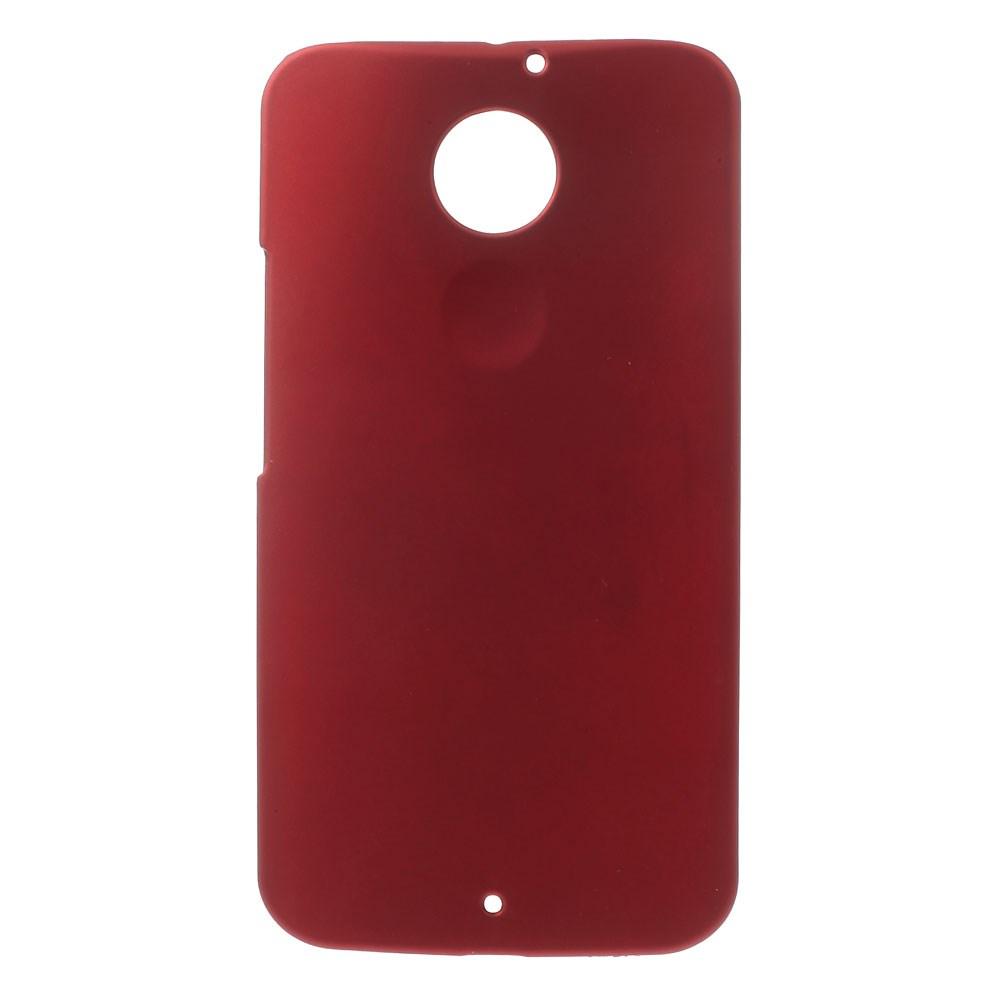 Image of Motorola Moto X2 inCover Plastik Cover - Rød
