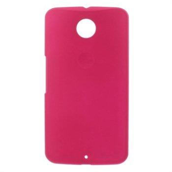 Image of Nexus 6 inCover Plastik Cover - Rosa