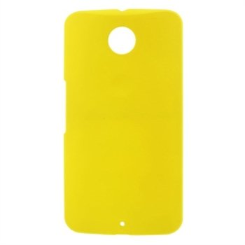 Image of Nexus 6 inCover Plastik Cover - Gul