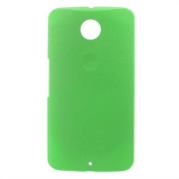 Image of Nexus 6 inCover Plastik Cover - Grøn