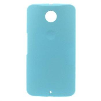 Image of Nexus 6 inCover Plastik Cover - Lys Blå