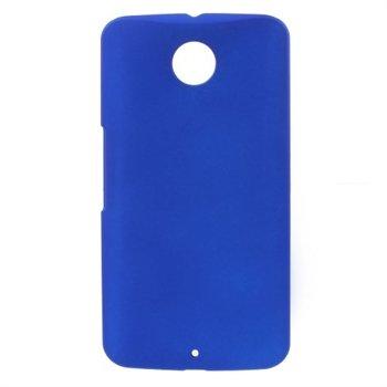 Image of Nexus 6 inCover Plastik Cover - Mørk Blå