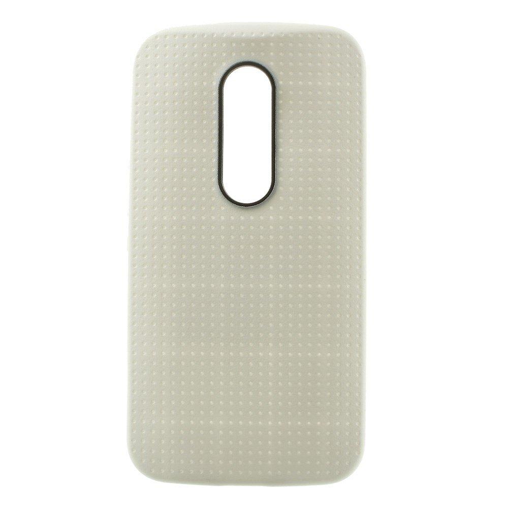 Billede af Motorola Moto G2 TPU Cover - Hvid