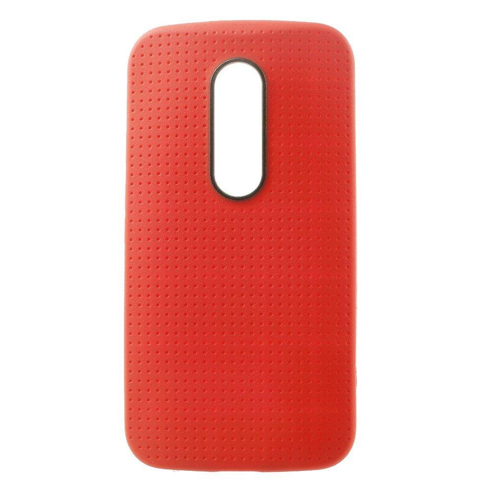 Billede af Motorola Moto G2 TPU Cover - Rød