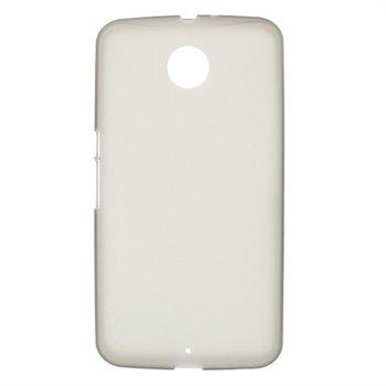 Nexus 6 inCover TPU Cover - Grå