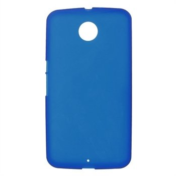 Nexus 6 inCover TPU Cover - Blå