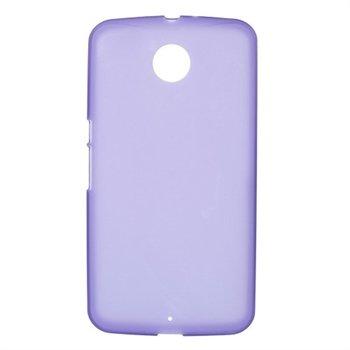 Nexus 6 inCover TPU Cover - Lilla