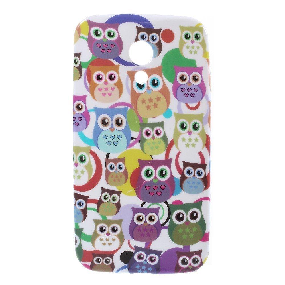 Billede af Motorola Moto G2 inCover TPU Cover - Owls
